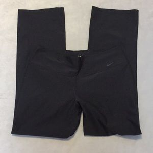 NIkE black athletic pants sz XL